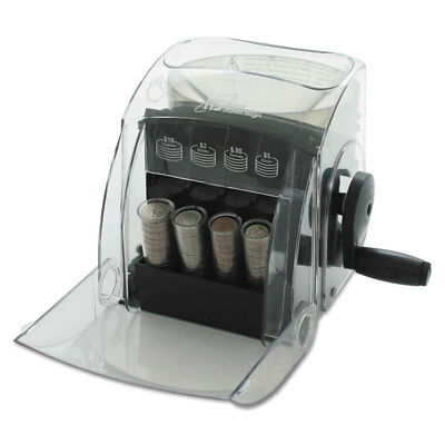 QS-1 Manual Coin Sorter, Pennies Through Quarters