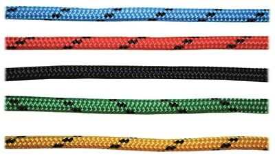 Polyester Racing Rope Boat Sailing Yacht Rope 2mm 3mm 4mm 5mm 6mm 8mm 10mm 12mm