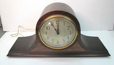 Seth Thomas Electric Mantle Clock Model 1702 AS IS