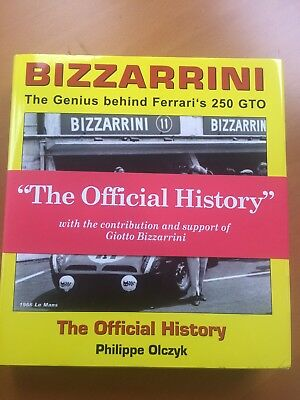 Bizzarrini The Genius behind Ferrari's 250 GTO: The Official History by Philippe