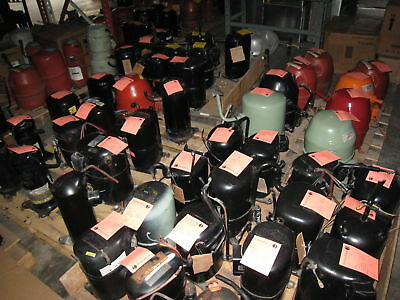 Central Air and Heat AC Compressors-Trane,Copeland,Bristol,Geothermal Used New
