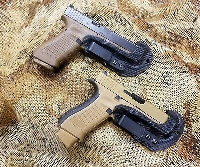 Gunner's Custom Holsters fits GLOCK Trigger Guard Hook Holster Concealed