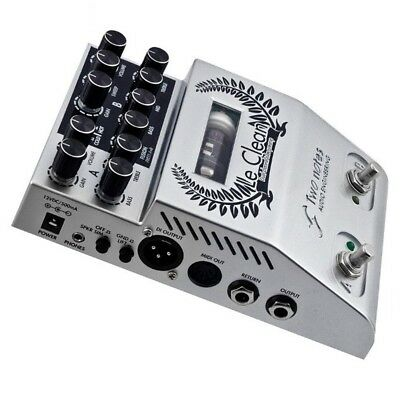 Two Notes Audio Engineering Le Clean Dual Channel Tube Clean Preamp Pedal
