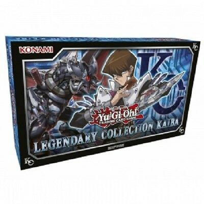 Yu-Gi-Oh! YGO - Legendary Collection Kaiba - DE 1. Auflage Neu /  OVP