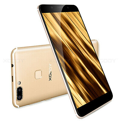 """New 6"""" Large Screen 3G GSM Unlocked Android Quad Core 2SIM Mobile Smart Phone 8G"""