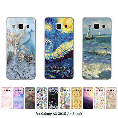 SOFT TPU SILICONE Case For Samsung Galaxy A5 2015 SM-A500F Back