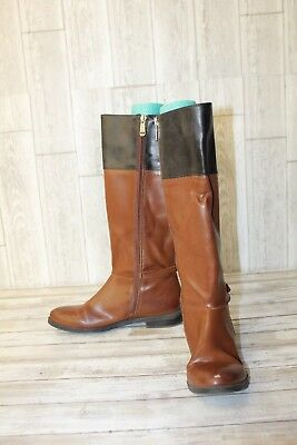 4e696ef8f WOMENS TOMMY HILFIGER Xenon2 Multi Color Knee-High Boots 5.5 M..476A ...