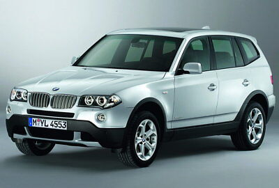 BMW X3 E83 Owners Users Manual 2003 - 2010 - Read