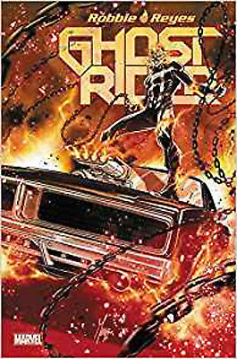 Ghost Rider: Four on the Floor, Felipe Smith, Excellent Book