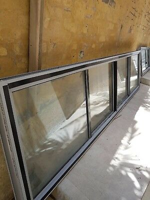 100mm Commercial Windows