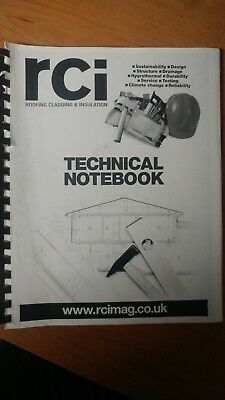 Roofing Cladding And Insulation - Technical Notebook - Isbn 978-0-9538309-1-6