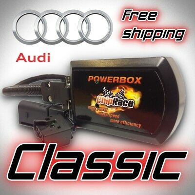 Caja de Chip AUDI A8 3.0 TDI CR D3 233 CV All Models El chiptuning TUNING ES