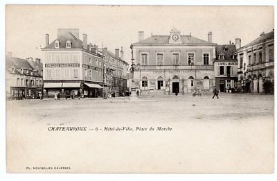 (S-53292) FRANCE - 36 - CHATEAUROUX CPA      NOUVELLES GALERIES  ed.