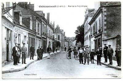 (S-24586) FRANCE - 37 - CHATEAU RENAULT CPA      MAINGOUR  ed.