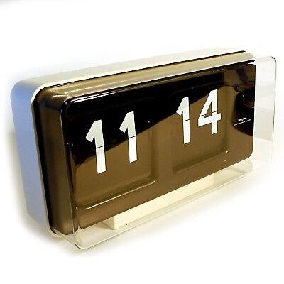 Grayson 'Retro' Digital Flip Clock 140 x 290mm - G100