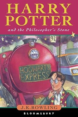 Harry Potter and the Philosopher's Stone Book by J. K. Rowling PDF)