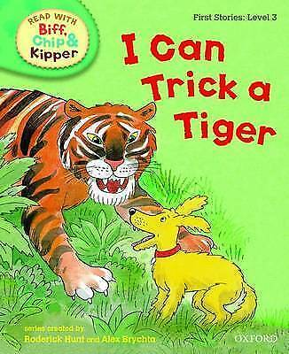 Read With Biff, Chip, and Kipper: I can Trick a Tiger