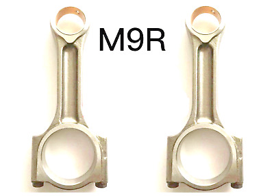 2 x BRAND NEW CONNECTING RODS / CONRODS (32mm) FOR M9R TRAFIC / VIVARO 2.0DCi