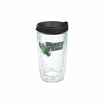 Group Insulated Tumbler with Wrap and Black Lid 16 oz Clear Tervis 1063917 Peanuts