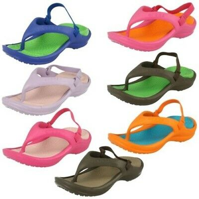 enfants Unisexe Crocs Sandales Sangle Cheville Athens ruban
