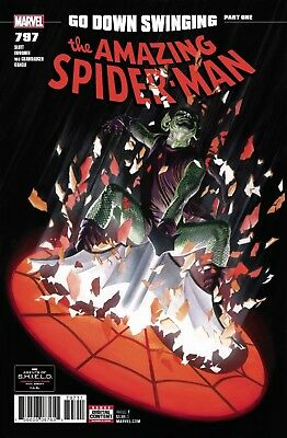 AMAZING SPIDER-MAN #797 1st PRINT NM