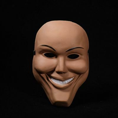 The Purge Mask Grin Film Movie Horror Fancy Dress  Smiling Kiss Me God HOT