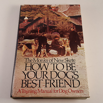 VTG The Monks of New Skete - How to be Your Dog's Best Friend - Training Manual