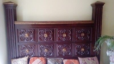Bespoke Bed-Designed fr Royal Collection-GUARANTEED tobe found NO WHERE-ROSEWOOD