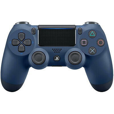 SONY PS4 Wireless Dualshock 4, Controller, Midnight Blue