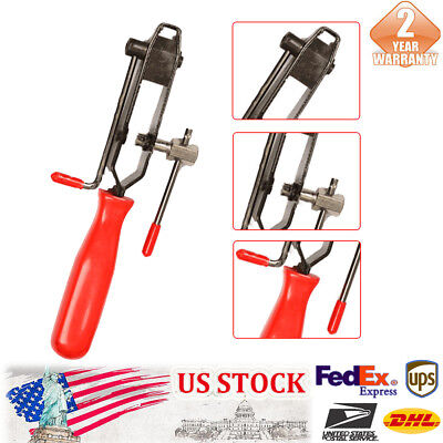 Automotive CV Joint Boot Clamp Tool car band crimper ear-type hose clips pliers