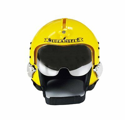 US Navy Blue Angels Authentic Mini Flight Helmet by Fox-2 Flightgear