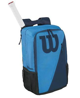 Wilson Match III Backpack blue/blue - Tennisrucksack