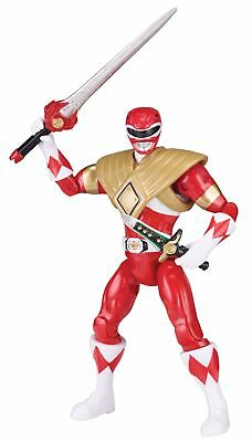 Power Rangers Mighty Morphin Movie 5-inch Red Ranger Action Figure #sapr18-02