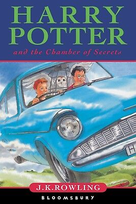 Harry Potter and the Chamber of Secrets Book by J. K. Rowling PDF)