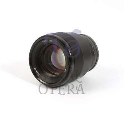 NUOVO Sony FE 85mm f/1.8 Lens (SEL85F18)