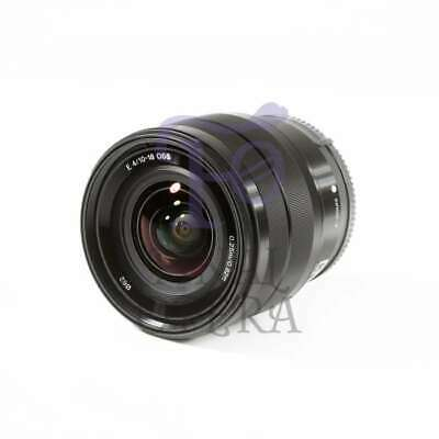 Autentico Sony E 10-18mm F4 OSS E-mount Lens SEL1018