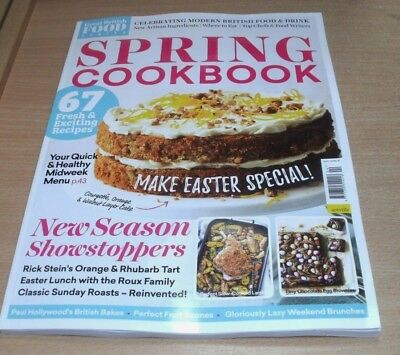 Great British Food magazine #91 APR 2018 Easter, Healthy Midweek, Rick Stein &
