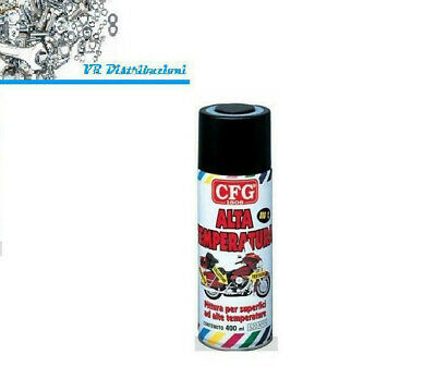 CFG SMALTO VERNICE SPRAY ALTA TEMPERATURA 400ml 800°