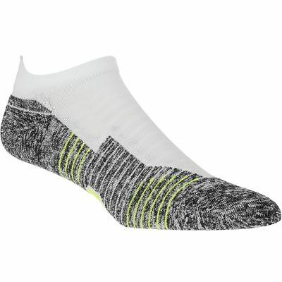 Under Armour Charged Cushion No Show Tab Sock - Men's