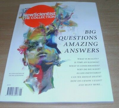 New Scientist magazine The Collection 2nd Ed. of Big Questions Amazing Answers
