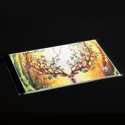A3 LED Tracing Board Art Craft Tracing Light Box Artist Drawing Tattoo Pad I1R4