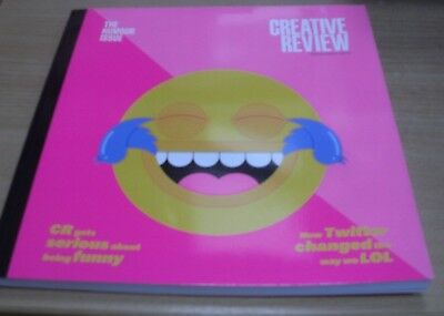Creative Review magazine Issue 1 Volume 38 FEB/MAR 2018 The Humour Issue