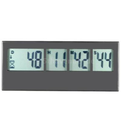 Multifunktions-LCD-Digital Küche Timer Countdown Timer Event Reminder Kochen