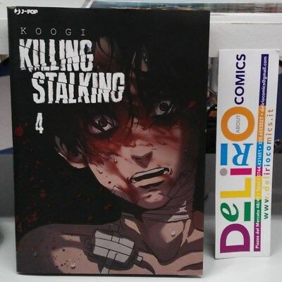 KILLING STALKING N.4 - Ed.J-POP  SCONTO 10%