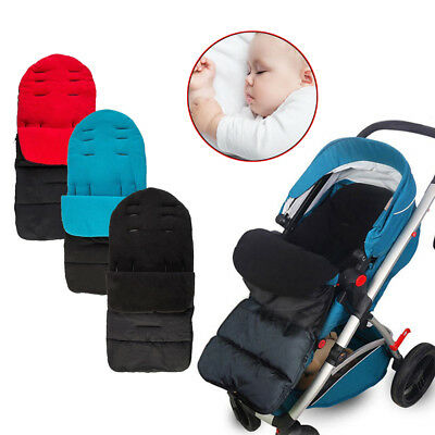 Universal Foot Muff Cosy Toes Apron Liner Buggy Pram Deluxe Toddler Tool New Hot