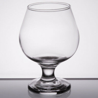 24 NEW 9 Oz Clear Restaurant Bar Brandy Snifter Liquor Wine Shot Cocktail Glass