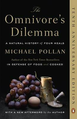 The Omnivore's Dilemma: A Natural History of Four Meals-ExLibrary