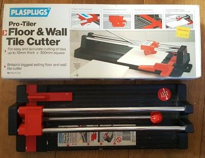 Plasplugs Pro Tiler Floor and Wall Tile Cutter