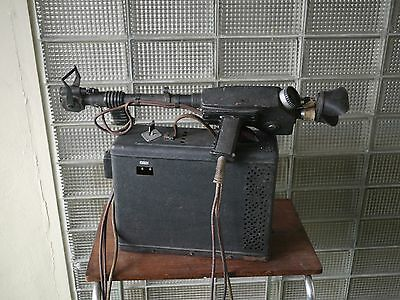 rare antique device for measuring the strength of steel soviet made