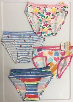 Adorable Lot Of Toddler Girl's 2T Underwear / Panties NWT Retail $23.80!!